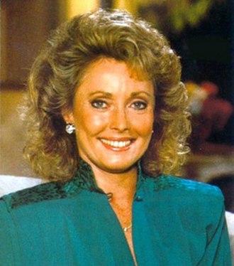 Sophia Wayne Capwell - Judith McConnell as Sophia Capwell (1985)