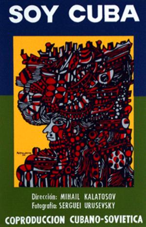I Am Cuba - Image: Soy Cuba film poster