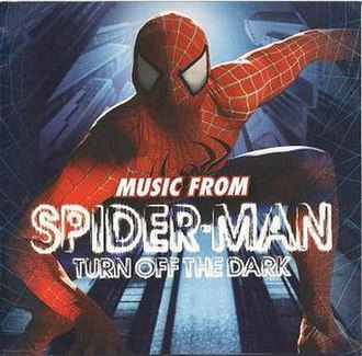 Spider-Man: Turn Off the Dark - Image: Spider Man Turn Off The Dark (Original Music)