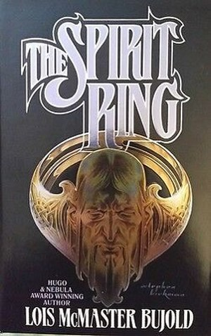 The Spirit Ring - First paperback edition cover