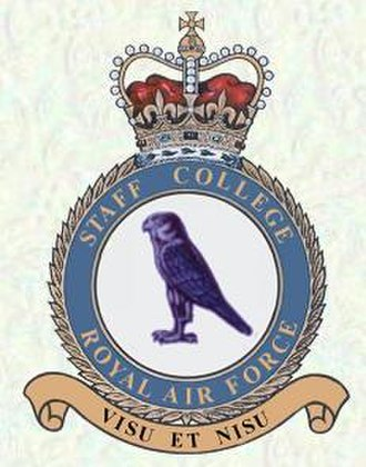 RAF Staff College, Bracknell - Image: Staff College Bracknell