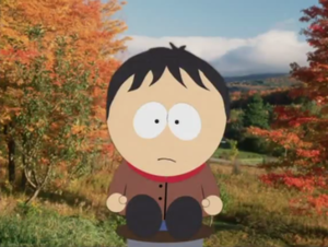 Stan Marsh - Stan's hair, which is usually hidden underneath his hat