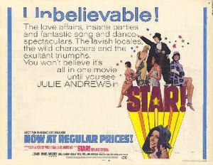 Star! (film) - Poster by Howard Terpning