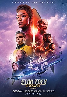 Star Trek: Discovery (season 2) - Wikipedia