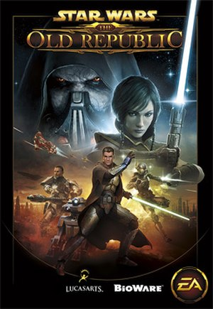 Star Wars: The Old Republic - Image: Star Wars The Old Republic cover
