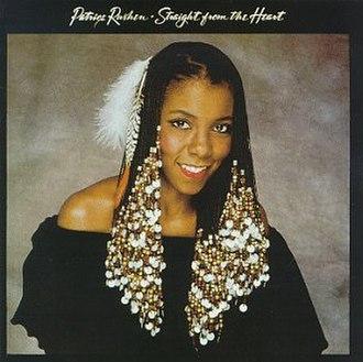 Straight from the Heart (Patrice Rushen album) - Image: Straight from the Heart Patrice Rushen