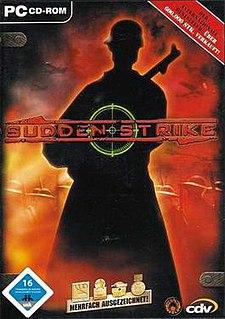 <i>Sudden Strike</i> (video game) 2001 video game