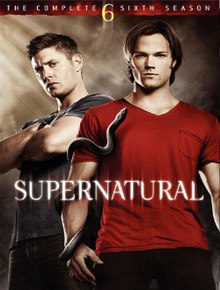 Supernatural - Season 6 (2010) TV Series poster on Ganool