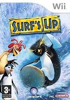 <i>Surfs Up</i> (video game)