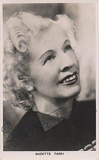 Suzette Tarri