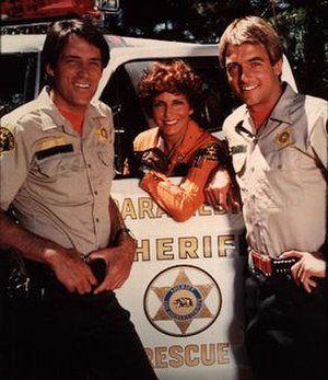 240-Robert - John Bennett Perry, Joanna Cassidy and Mark Harmon