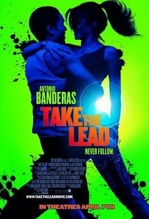 Take the Lead - Theatrical release poster