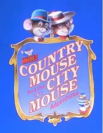 The Country Mouse and the City Mouse Adventures - Image: The Country Mouse and the City Mouse Adventures logo