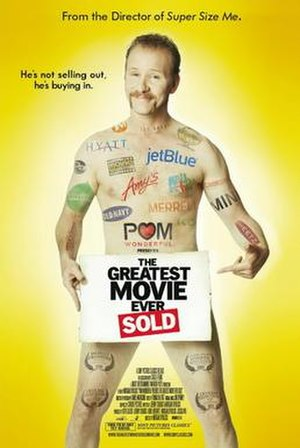 POM Wonderful Presents: The Greatest Movie Ever Sold - Theatrical release poster