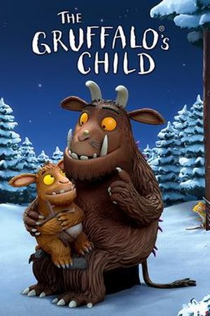 The Gruffalo's Child (film) - Film poster