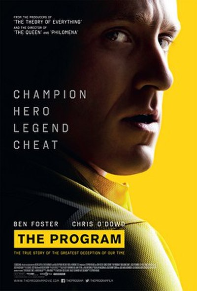 Picture of a movie: The Program