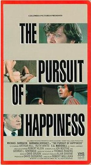 The Pursuit of Happiness (1971 film) - Image: The Pursuit of Happiness Video Cover