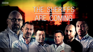 <i>The Sheriffs Are Coming</i> television series