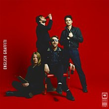 The Vaccines English Graffiti Album Coverjpg
