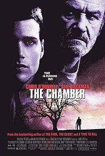 <i>The Chamber</i> (1996 film) 1996 American film