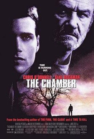 The Chamber (1996 film) - Theatrical release poster