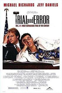 <i>Trial and Error</i> (1997 film)