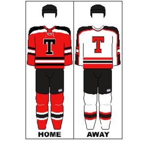 Truro Bearcats - Image: Truro Bearcats Jerseys, jerseys 2011 12