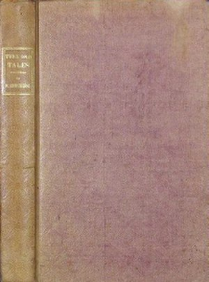 Twice-Told Tales - Cover of the first edition