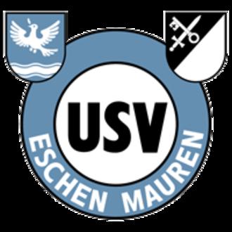 USV Eschen/Mauren - Image: USV Eschen Mauren logo