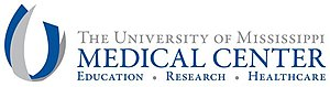 University of Mississippi Medical Center - Image: University of Mississippi Medical Center Logo UMMC 2015