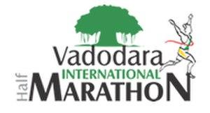 Vadodara Marathon - Logo of Vadodara International Half Marathon