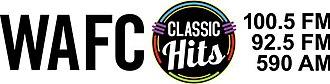 WAFC (AM) - Image: WAFC Classic Hits Logo
