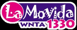 "WNTA - Logo as ""La Movida"""