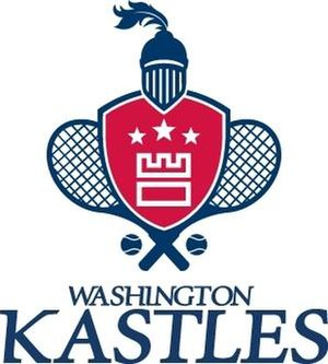 Washington Kastles - Image: Washington Kastles logo