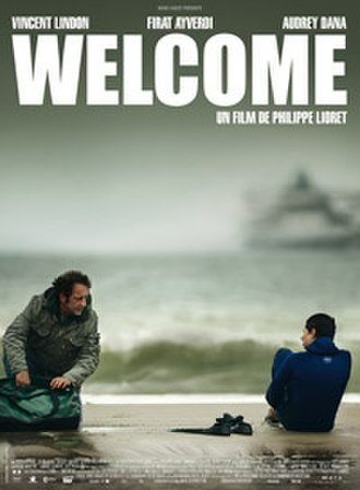 Welcome (2009 film) - Theatrical release poster