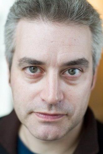John Wesley Harding (singer) - Wesley Stace in Paris, c. 2007