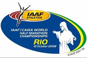 2008 IAAF World Half Marathon Championships - Image: Whmc logo 2008