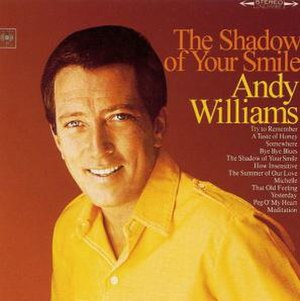The Shadow of Your Smile (Andy Williams album) - Image: Williams Shadow 2