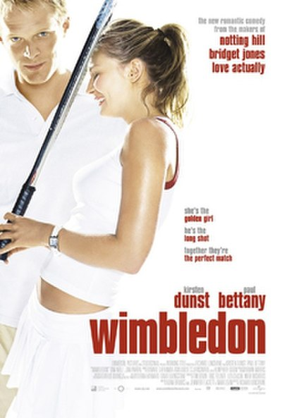 Picture of a movie: Wimbledon