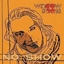 "CD artwork for 2010 single ""No Show"""