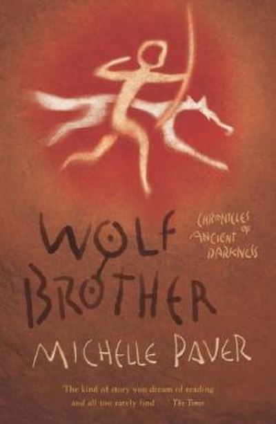 Picture of a book: Wolf Brother