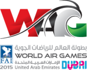 World Air Games - World Air Games 2015