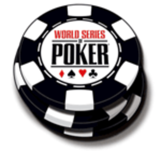 2008 World Series of Poker results - The WSOP logo