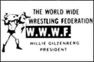 History of WWE - The official WWWF logo from 1963 to 1979