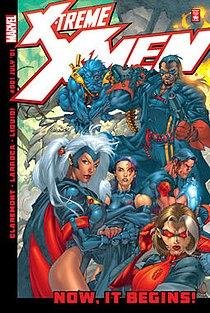 Marvel Comics X-Men spin-off series