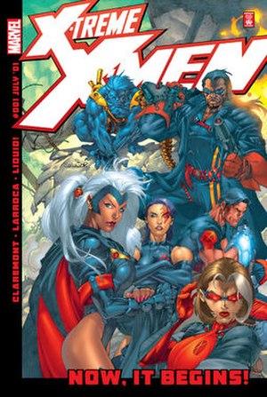 X-Treme X-Men - Image: X Treme X Men Destiny