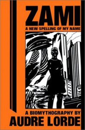 Zami: A New Spelling of My Name - Cover