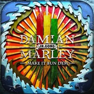 "Make It Bun Dem - Image: ""Make It Bun Dem"" by Skrillex cover"