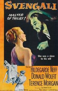 <i>Svengali</i> (1954 film)