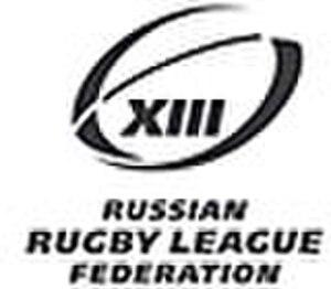 Russian Rugby League Federation - Image: Едерация Регбилиг России (logo)
